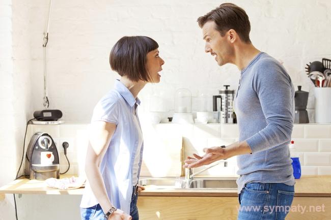 найти общий язык с мужем