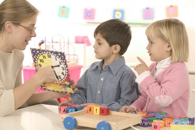 в детском саду ребенок имеет право