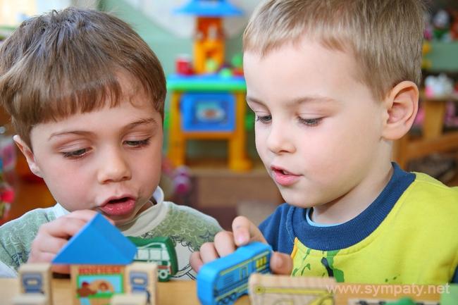 дети посещающие детский сад имеют право