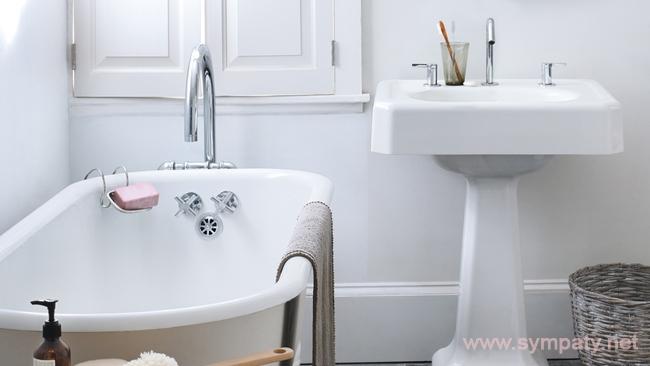 отбелить ванну