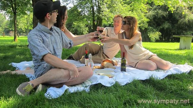 что взять из еды на пикник с друзьями