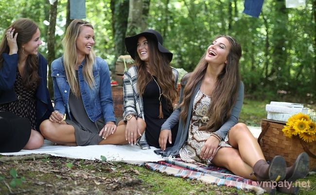 пикник с друзьями что взять