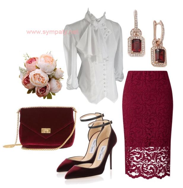 современный викторианский стиль в одежде