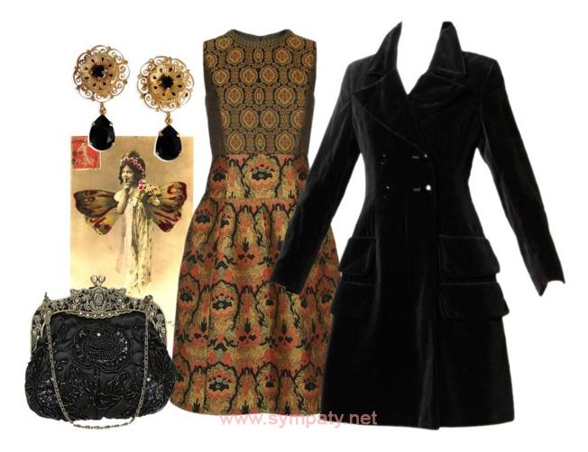 платья в стиле викторианской эпохи