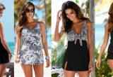 Купальные платья - модно и удобно!
