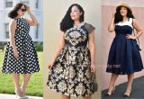 с чем носить платье миди