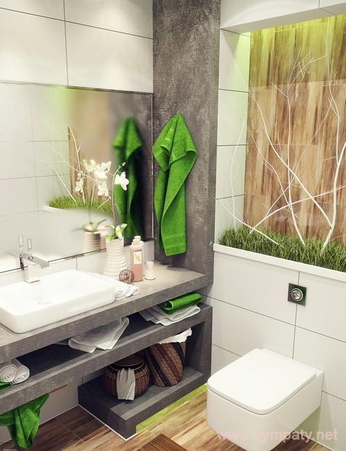 выбрать мебель в ванную