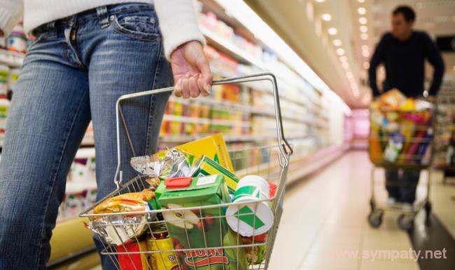 Покупки по списку позволят сэкономить в супермаркете