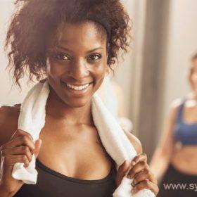 Афро-фитнес - достаточно интенсивная и энергозатратная тренировка