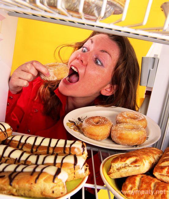 При синдроме раздраженного кишечника сладости и выпечку необходимо исключить