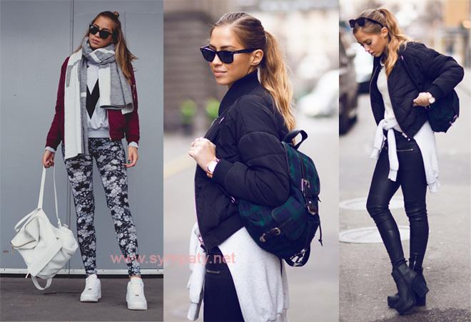 Женский рюкзак - это удобно, практично и стильно