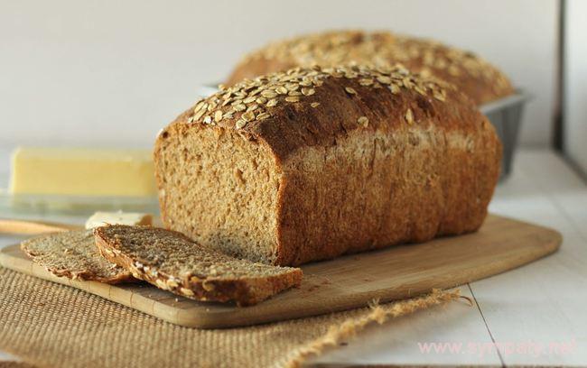 Для похудения выбирайте хлебные изделия из отрубной или цельнозерновой муки