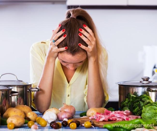 Синдром домохозяйки - то же самое, что синдром профессионального выгорания, например, у менеджера