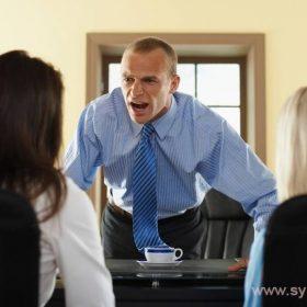 Начиная противостояние с начальником, необходимо быть готовым к увольнению и пристрастной проверке своей работы