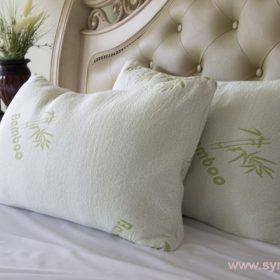 Уникальный состав бамбуковых подушек позволяет даже снизить аллергические проявления