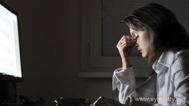 Как работа поночам влияет наздоровье — Нож
