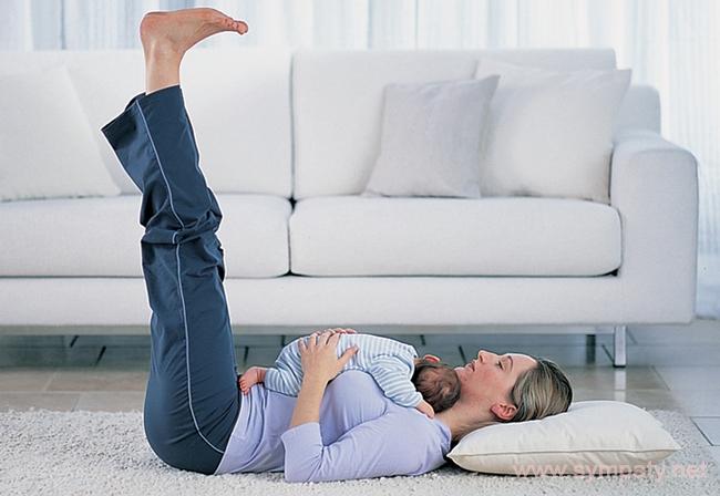 Как вернуться к тренировкам после родов