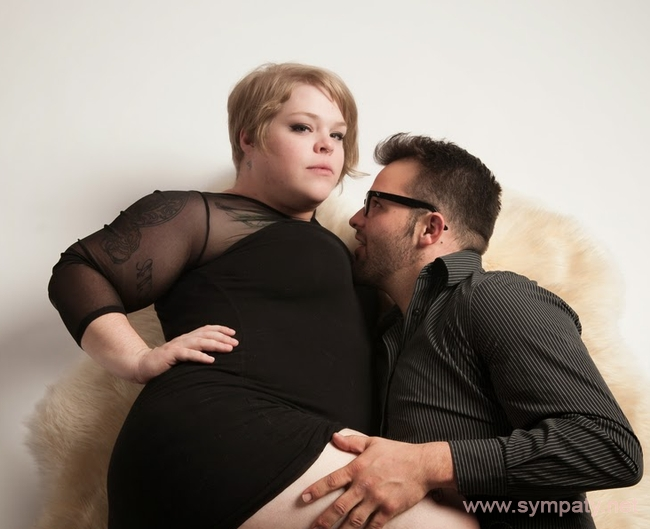Техника секса полной женщины