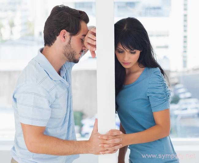 Секс с мужем перестал