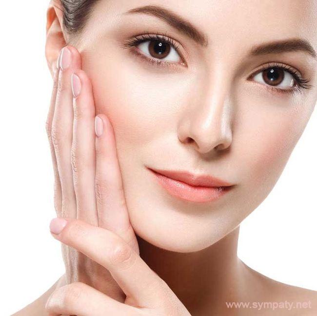 Как убрать морщины на щеках при улыбке