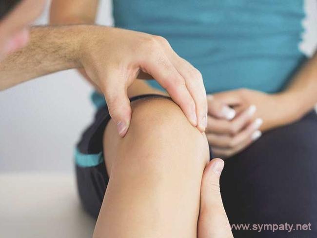 Чтобы суставы были подвижными горят суставы в ногах