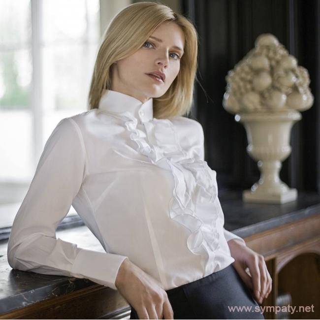 как отстирать пожелтевшую белую рубашку