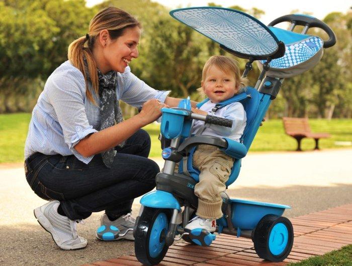 какой детский трехколесный велосипед выбрать