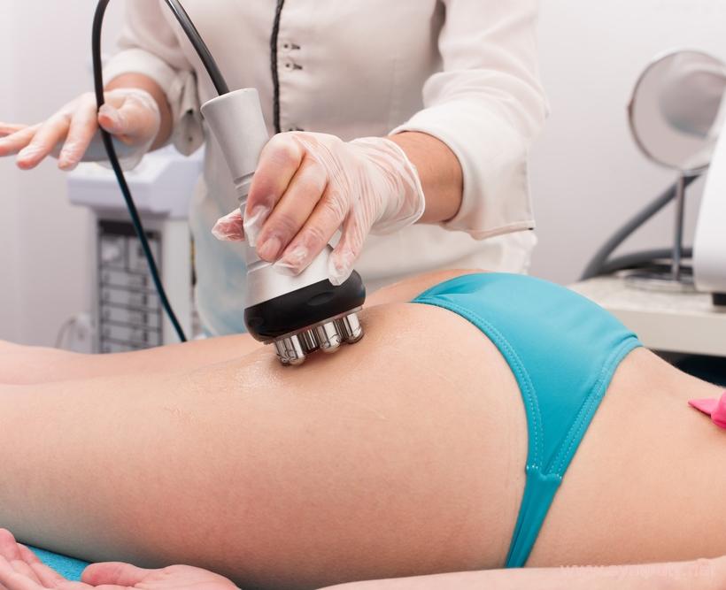 Вакуумный массаж для похудения аппаратом эффект химки мега магазины женского белья