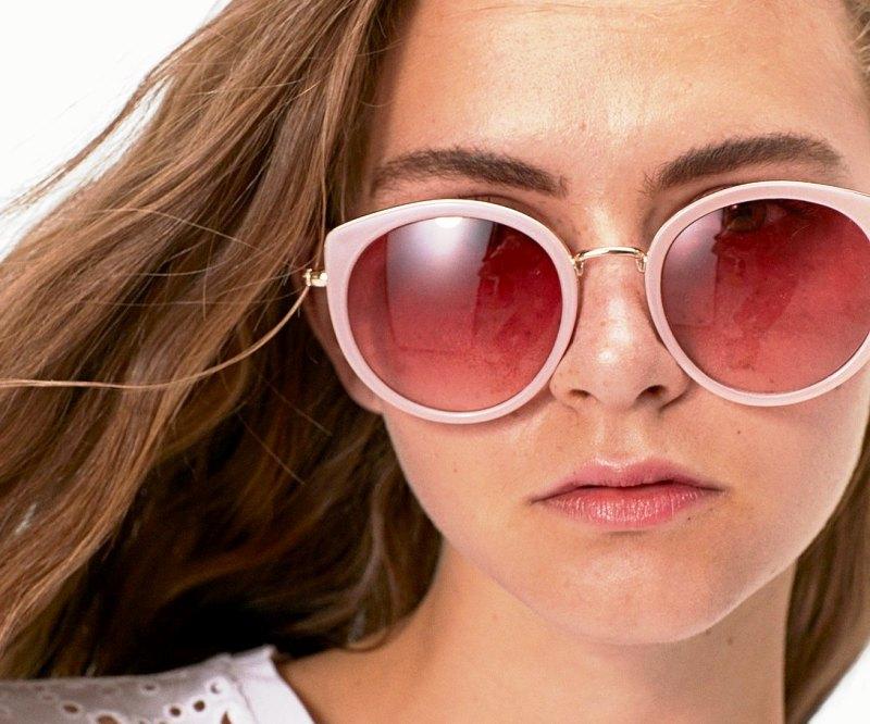 онлайн 2018 модные солнцезащитные