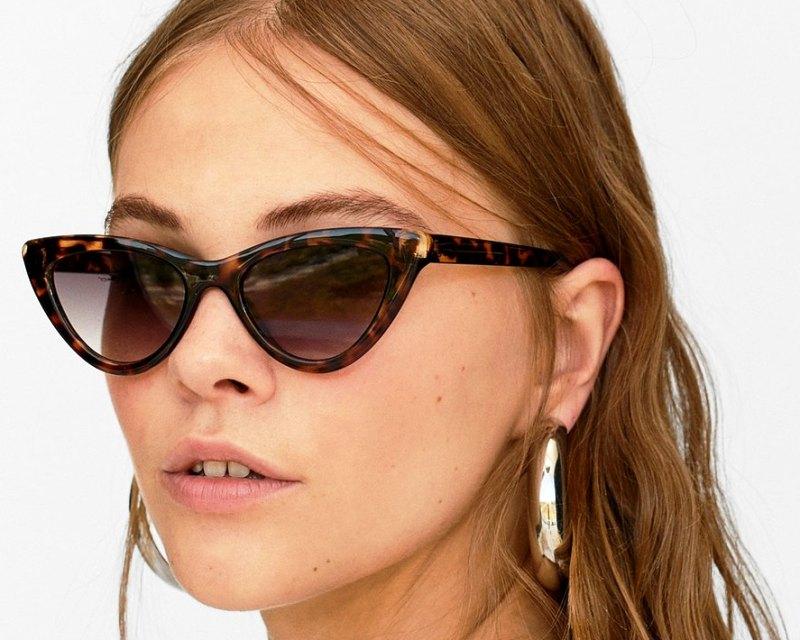 Самые модные солнцезащитные очки 2018 роговая оправа