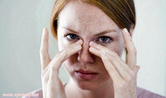 Почему заложен нос без соплей – лечение у взрослых заложенности